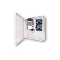 Securitron / Assa Abloy - AQ12816CR - Securitron AQU128-16C16R accu 8a 12vdc pwr sup 16c16r