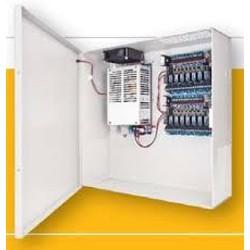 Securitron / Assa Abloy - AQ12816FR - Securitron AQU128-16F16R accu 8a 12vdc pwr sup 16f61r