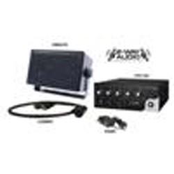 Speco - 2WAK2 - Speco 2WAK2 2way audio kit f/dvr w/pvl15a