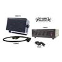 Speco - 2WAK3 - Speco 2WAK3 2way audio kit f/dvr w/pbm30