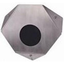 Speco - 607EXCM25 - Speco CVC607EXCM25 col crnr mt cam w/exvw 2.5ss