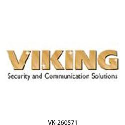 Viking Electronics - 260571 - Viking Electronics 260571 psh f/hlp braille lbl - blk