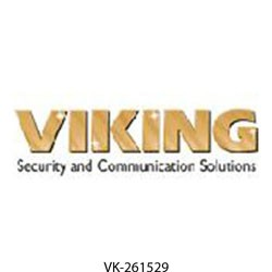 Viking Electronics - 261529 - Viking Electronics 261529 label emergency red