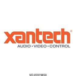 Xantech - 05919850 - Xantech 05919850 plug male 4pos1row vert sn