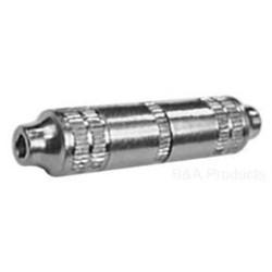 Xantech - 06017440 - Xantech 06017440 adpt jack dual inline mini fem