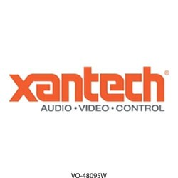 Xantech - 48095W - Xantech Dinky Link IR Receiver - 50 ft On-axis Coverage - 30 kHz to 100 kHz