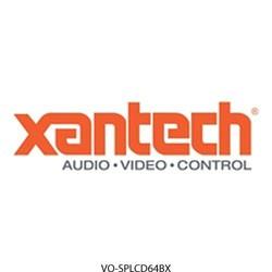 Xantech - SPLCD64BX - Xantech SPLCD64BOX back box kit tch pnl kypd 6.4