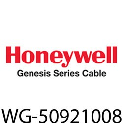 Honeywell - 50921008 - Genesis Cable 50921008 23/4pr cat6+ cmr 1m rl blk