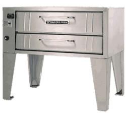 Bakers Pride - 151 - 151 Super Deck Series Pizza Deck Oven