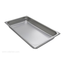 Admiral Craft - 200F2 - Admiral Craft 200F2 Nestwell Steam Table Pan