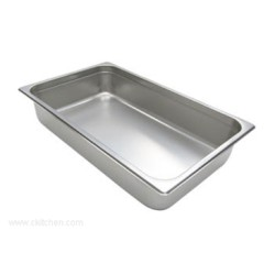 Admiral Craft - 200F4 - Admiral Craft 200F4 Nestwell Steam Table Pan
