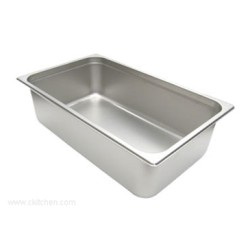 Admiral Craft - 200F6 - Admiral Craft 200F6 Nestwell Steam Table Pan