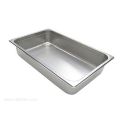 Admiral Craft - 22F4 - Admiral Craft 22F4 Nestwell Steam Table Pan