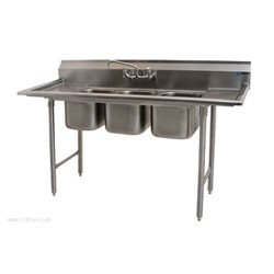Eagle Group - 310-10-3-12-X - 310-10-3-12-X 310 Series Convenience Store Sink