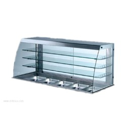 Piper Products - 31819 - /Servolift Eastern 31819 Display Case