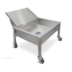 Piper Products - 337-3474 - /Servolift Eastern 337-3474 Portable Soak Sink