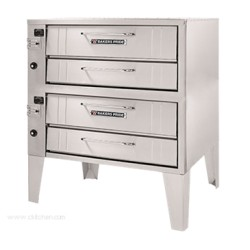Bakers Pride - 352 - 352 Super Deck Series Pizza Deck Oven