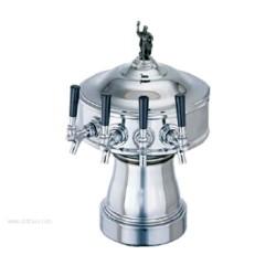 Perlick - 4005-4BPC - Corporation 4005-4BPC Gambrinus Draft Beer Tower