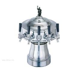 Perlick - 4005-5BPC - Corporation 4005-5BPC Gambrinus Draft Beer Tower