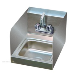 Advance Tabco - 7-PS-23-EC-SP-X - 7-PS-23-EC-SP-X Lite Series Hand Sink with 7 3/4 side splashes