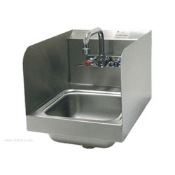 Advance Tabco - 7-PS-56-2X - 7-PS-56-2X Hand Sink with Side Splashes