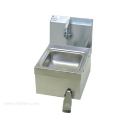 Advance Tabco - 7-PS-63-2X - 7-PS-63-2X Hand Sink