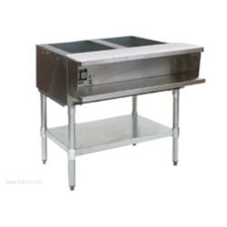 Eagle Group - AWT2-NG-2X - AWT2-NG-2X Water Bath Hot Food Table