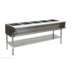 Eagle Group - AWT5-LP-1X - AWT5-LP-1X Water Bath Hot Food Table