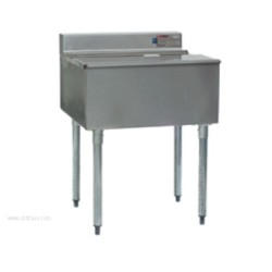 Eagle Group - B48IC-12D-22-7 - B48IC-12D-22-7 2200 Series Underbar Ice Chest Unit with