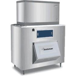 Scotsman - BH1100SS-A - BH1100SS-A Upright Ice Storage Bin