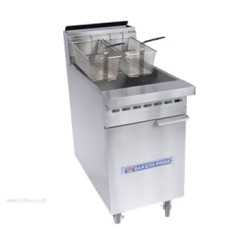 Bakers Pride - BPF-4050 - BPF-4050 Restaurant Series Fryers