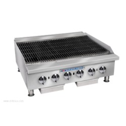 Bakers Pride - BPHCB-2472I - BPHCB-2472I Charbroiler