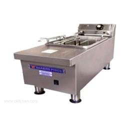 Bakers Pride - BPHEF-15SI - BPHEF-15SI Fryer