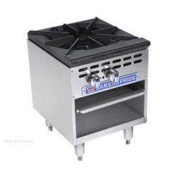 Bakers Pride - BPSP-18-3D - BPSP-18-3D Restaurant Series Stock Pot Range