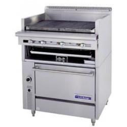 Garland - C0836-24AM - Garland US Range C0836-24AM Cuisine Series Heavy Duty Range