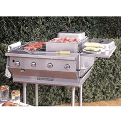 Bakers Pride - CBBQ-30BI - CBBQ-30BI Ultimate Series Outdoor Charbroiler