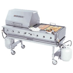 Bakers Pride - CBBQ-60S - CBBQ-60S Ultimate Series Outdoor Charbroiler