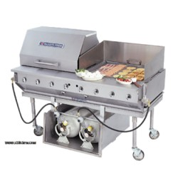 Bakers Pride - CBBQ-60S-P - CBBQ-60S-P Ultimate Series Outdoor Charbroiler