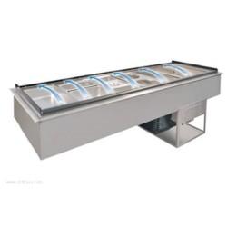 Piper Products - CBDI-6 - /Servolift Eastern CBDI-6 Drop-In Cool Food Unit