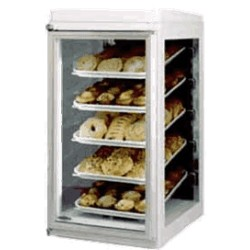 Federal - CK-5 - CK-5 Counter Top Half Pan Non-Refrigerated Self-Serve Bakery Display