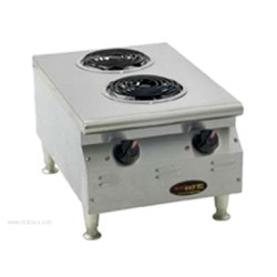 Eagle Group - CLC-240-2-X - CLC-240-2-X RedHots Chef Line Hotplate