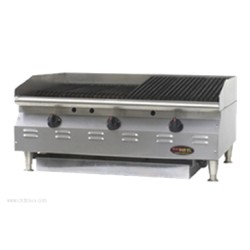 Eagle Group - CLCHRB-48-NG-X - CLCHRB-48-NG-X RedHots Chef Line Charbroiler