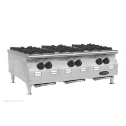 Eagle Group - CLHP-6-NG - CLHP-6-NG RedHots Chef's Line Hotplate