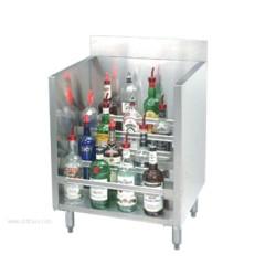 Advance Tabco - CRLR-12 - CRLR-12 Underbar Basics Liquor Bottle Display Unit