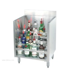 Advance Tabco - CRLR-18-X - CRLR-18-X Liquor Bottle Display Unit