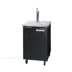 Beverage-Air - DD24-1-B - DD24-1-B Draft Beer Cooler