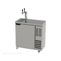Beverage-Air - DD36SLM-1-B - DD36SLM-1-B Draft Beer Cooler