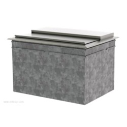 Perlick - DI24IC - Corporation DI24IC Ice Chest