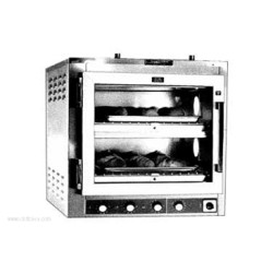 Piper Products - DO-2H-CT - /Servolift Eastern DO-2H-CT Super Systems Hearth Type Oven