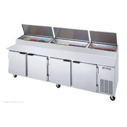 Beverage-Air - DP119 - DP119 Pizza Top Refrigerated Counter